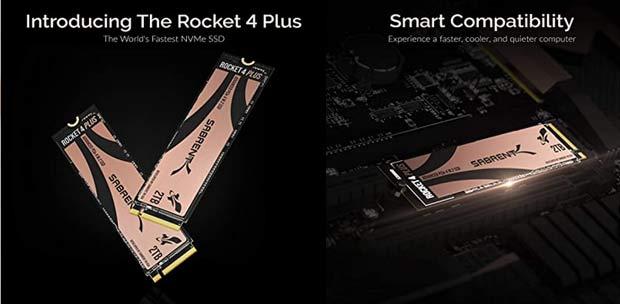 Sabrent Rocket 4 Plus
